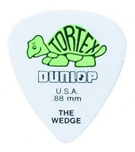 Медиаторы DUNLOP 424R.88 TORTEX WEDGE 0.88 mm